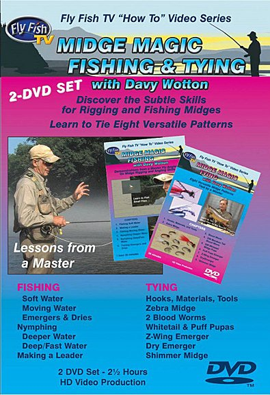 DVD-Midge Magic-Wotton