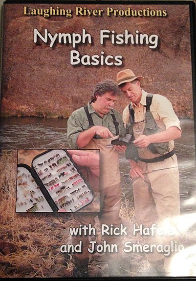 DVD-Nymph Fishing Basics