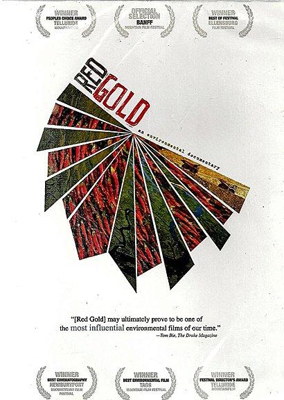 DVD-Red Gold