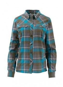 Simms Women's Wool Blend Flannel