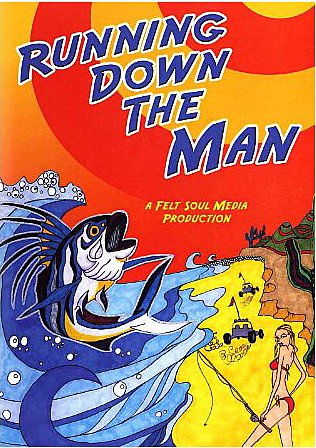 DVD-Running Down the Man