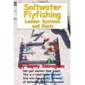 DVD-Saltwater Fly Fishing Leaders & Knots