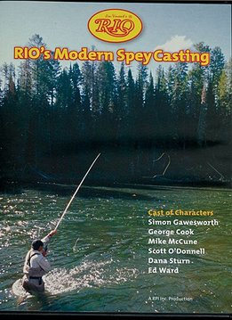 RIO DVD-Rio's Modern Spey Casting