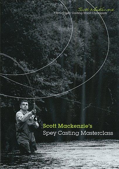 DVD-Scott MacKenzie's Spey Casting Masterclass
