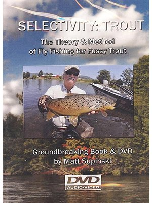 DVD-Selectivity: Fly Fishing for Fussy Trout