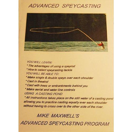 DVD-Advanced Speycasting- Maxwell
