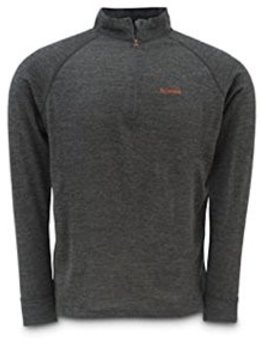 Simms Downunder Merino Zip Top - XXL