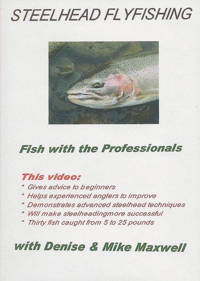DVD-Steelhead Fly Fishing-Maxwell