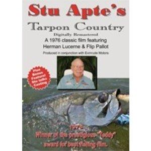 DVD-Stu Apte's Tarpon Country