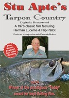 DVD-Stu Apte's Tarpon Country