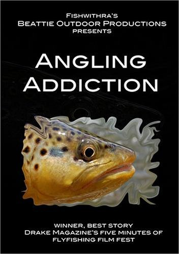 DVD-The Amazon & Angling Addiction