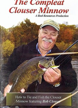 DVD-The Complete Clouser Minnow