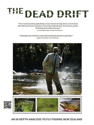 DVD-The Dead Drift - New Zealand