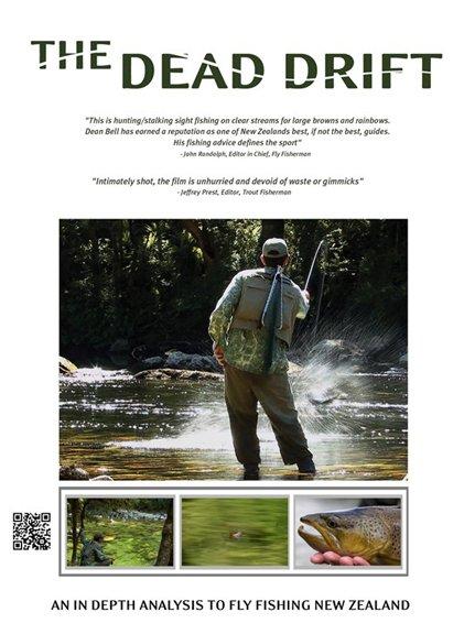 DVD-The Dead Drift - New Zealand