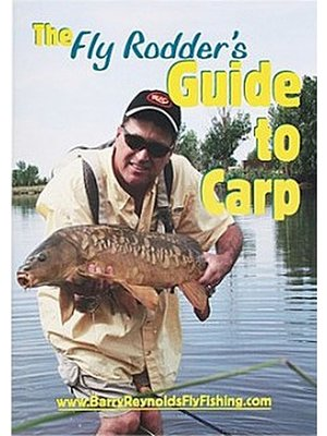 DVD-The Flyrodder's Guide to Carp-Reynolds