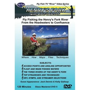 DVD-The Henry's Fork-Lawson