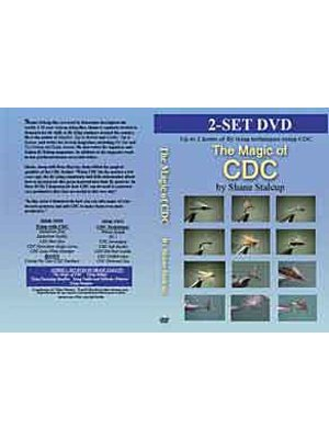 DVD-The Magic of CDC- Stalcup