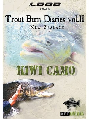 DVD-Trout Bum Diaries-Volume 2