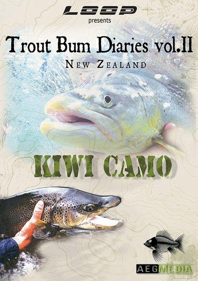 DVD-Trout Bum Diaries-Volume 2