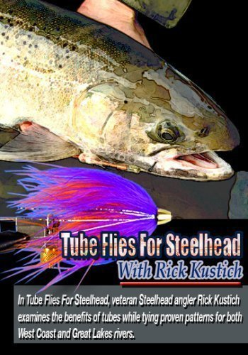 DVD-Tube Flies for Steelhead-Kustich