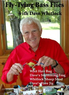 DVD-Tying Bass Flies- Whitlock