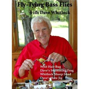 DVD-Tying Bass Flies- Whitlock