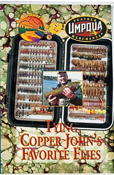 DVD-Tying Copper John's Favorite Flies-Barr