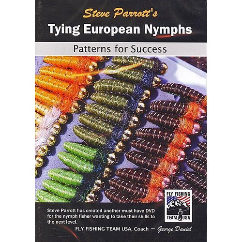 DVD-Tying European Nymphs: Patterns for Success