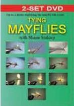 DVD-Tying Mayflies-Stalcup