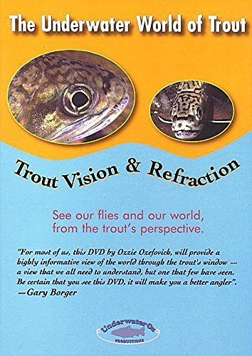 DVD-Underwater World of Trout-Vol 3-Ozefovich