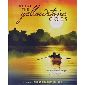 DVD-Where the Yellowstone Goes