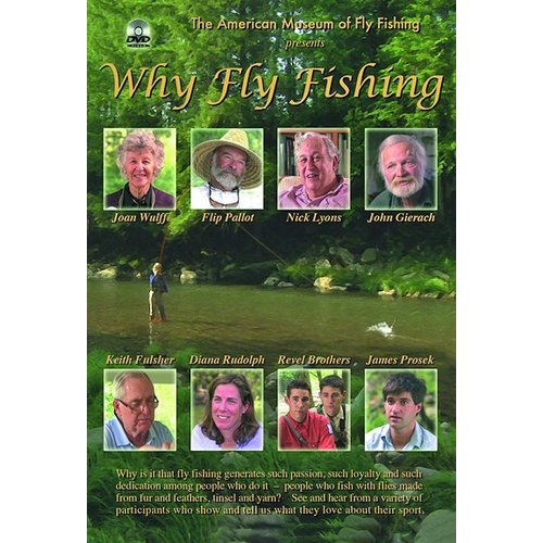 DVD-Why Fly Fishing