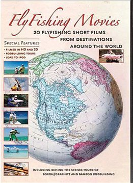 DVD-Winston Fly Fishing Movies