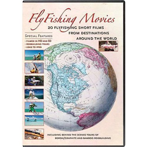 R.L. Winston DVD-Winston Fly Fishing Movies