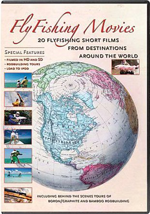DVD-Winston Fly Fishing Movies