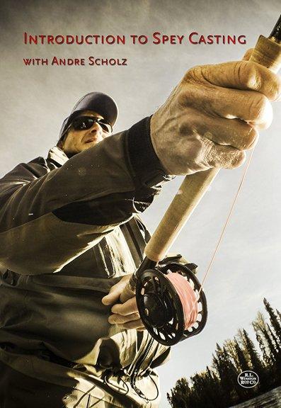 R.L. Winston DVD-Winston Intro to Spey Casting