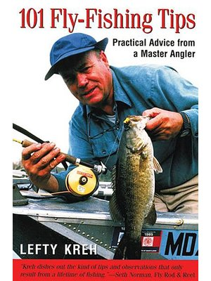 Book-101 Fly Fishing Tips-Lefty Kreh