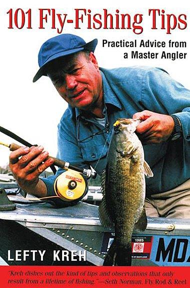 Book-101 Fly Fishing Tips-Lefty Kreh