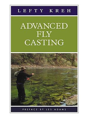 Book-Advanced Fly Casting-Lefty Kreh