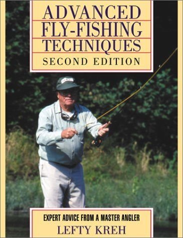 Book-Advanced Fly Fishing Techniques-2nd Edition-Kreh