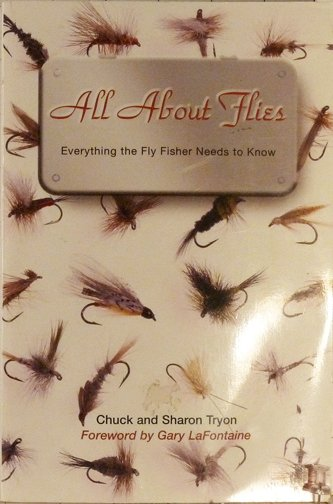 Book-All About Flies-Tryon