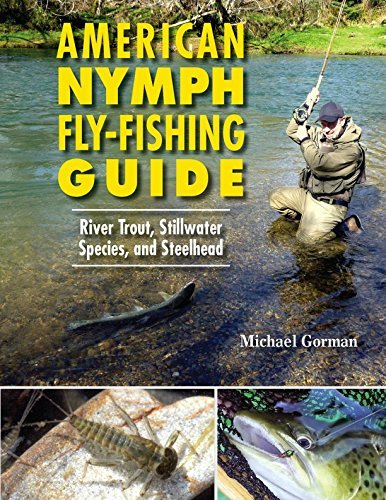 Book-American Nymph Flyfishing Guide- Gorman