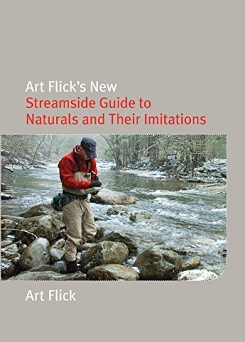 Book-Art Flick's New Streamside Guide