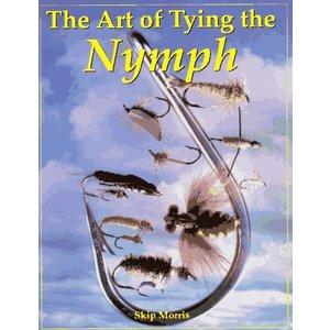 Book-Art of Tying the Nymph-Morris