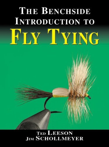 Book-Benchside Introduction to Fly Tying-Leeson