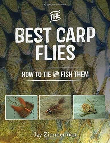 Book-Best Carp Flies- Zimmerman