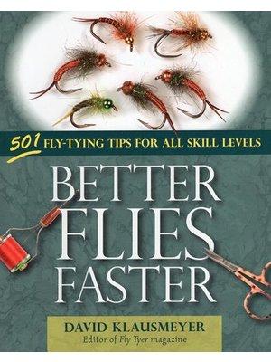 Book-Better Flies Faster- Klausmeyer