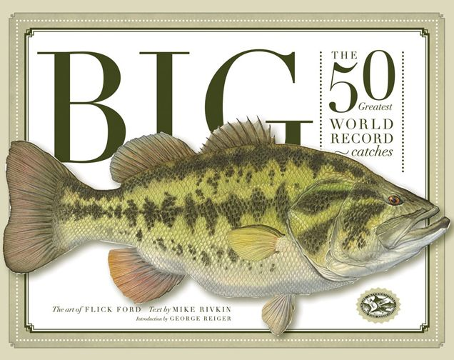 Book-Big 50 Greatest World Record Catches- Ford
