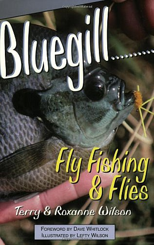 Book-BlueGill Fly Fishing and Flies