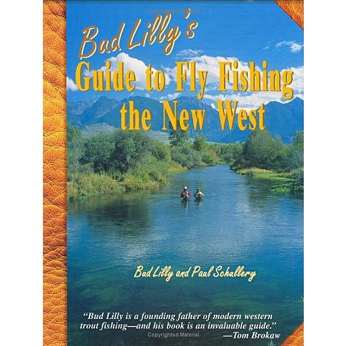 Book-Bud Lilley's Guide to the New West